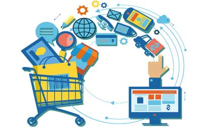 ecommerce website development in vijayawada, waiwave technologies